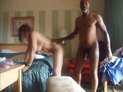Black Cuckold Wife Suck Wifes Cock