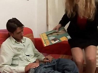 Teen stepdad submissives
