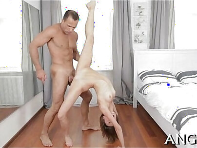 Leah Leigh with TwerkSport Hubby