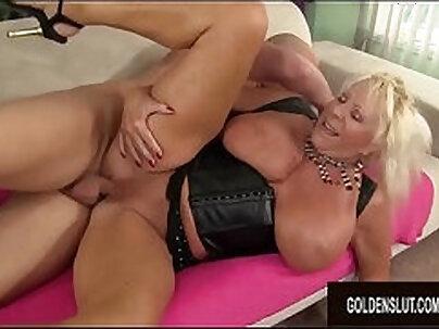 Busty Lauren Pink Enjoying A Big Cigar Cock
