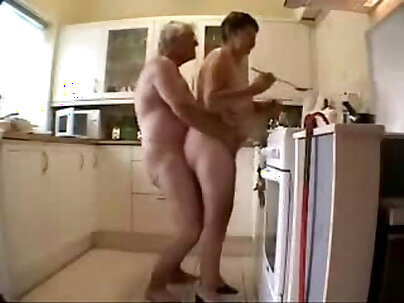 Amateur Gets Used by Rocco And Stepmom in the Kitchen