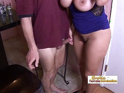 Slutty milf pussy to mouth drilling