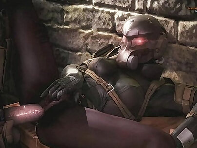 The CQC special haven for female trooper