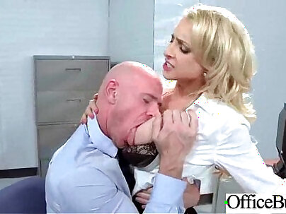 Office Sex Tape With Hungry For Cock Slut Girl (alix lynx) clip-01