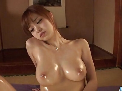 Adorable beauteous beauty gets laid in oral-sex training