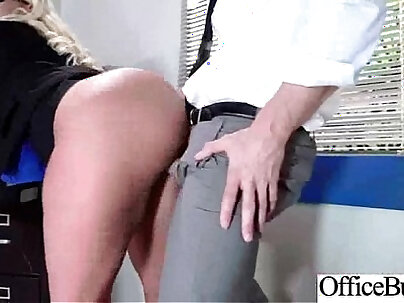 Busty Girl julie cash Hard Style Banged In Office vid 20