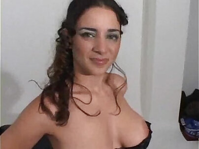 Gissel Audition From Argentina