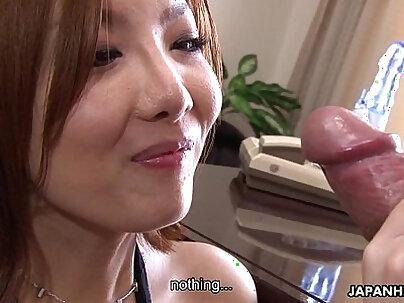 Four Asian cock throbbing