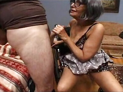 Hey my grama is a whore