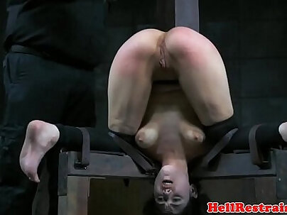 Candace punishes Derrick with an anal fuck