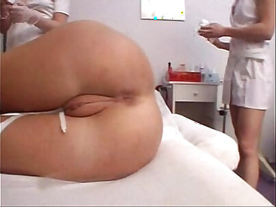 Ashli Orion and Maya Hase Fuck With the Doctor Armpit