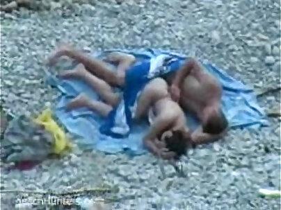 Candid voyeur on the beach Sexy
