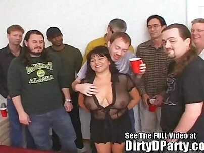 Susies Gang Bang Party With Dirty D