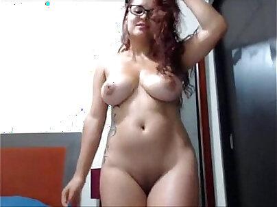 Cam Dancing Indian Girl