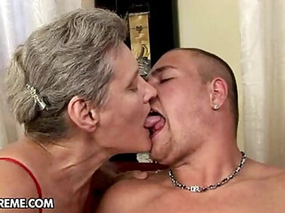 Girl gets anal fucked by young guy