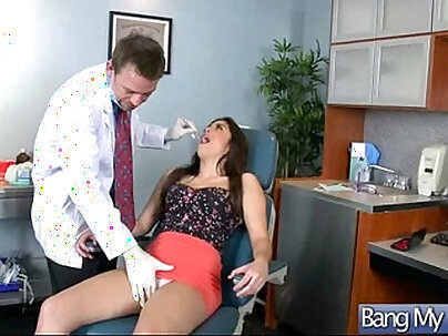 (nathalie monroe) Patient Come To Doctor And Get Hard Style Sex Treat vid-23