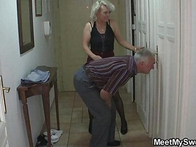 Aromatased parents enjoying a threesome