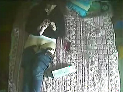 My sister testing her new toy. Hidden cam