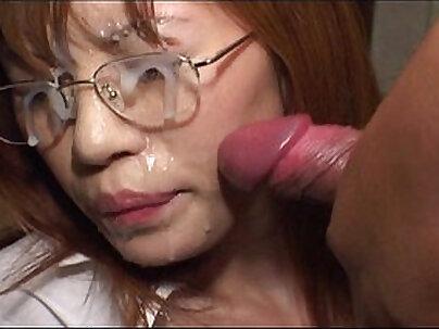 Akatsuki Nana Japanese sexy hot and girl reached just blow by Hitachi