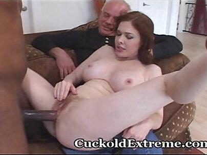 Cuckold Wife Enthusiastic Hard Sex