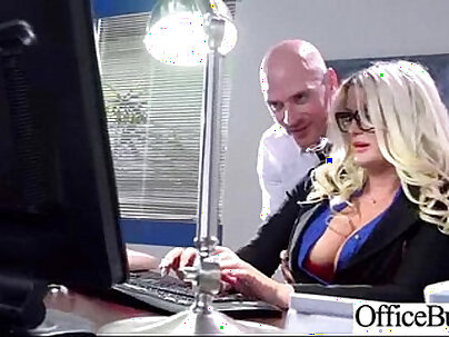 Office busty slut patty sucked