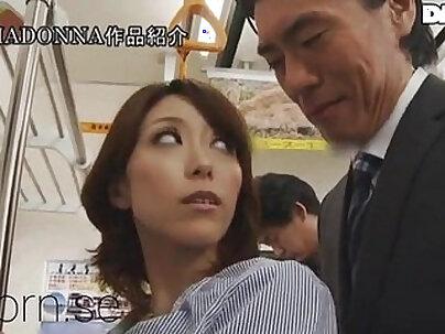 Serie: Married Woman Molester Train's compilation [JPorn.se]