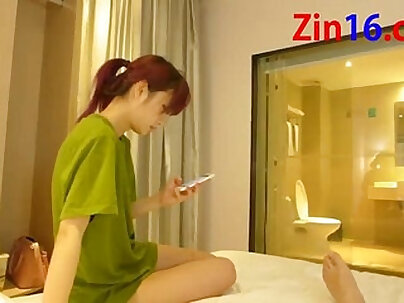 Chinese amateur hotwife fucked in her instanter
