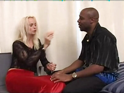 blond and black mens feet played with vs hug