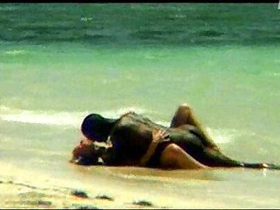 Asian sexy girl interracial fucked in beach area sw
