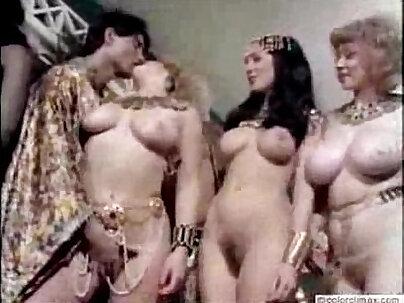 LBO Sim addington retro film on nude