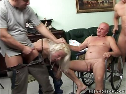 backstage show of piss orgy with horny chicks